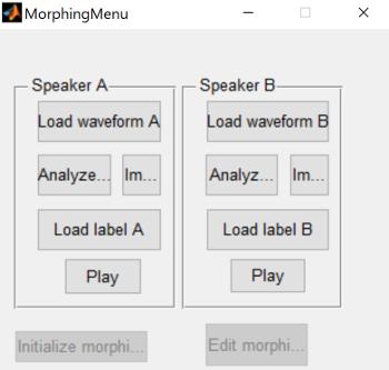 Load/analyze sound files